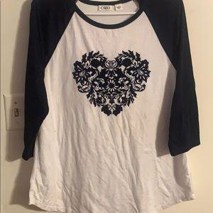 ❤️Women's Cato 3/4 sleeve shirt